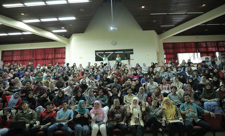 Agroindustri 4.0 Peran Generasi Muda Untuk Kebangkitan Ekonomi Indonesia, Fakultas Teknologi Pertani