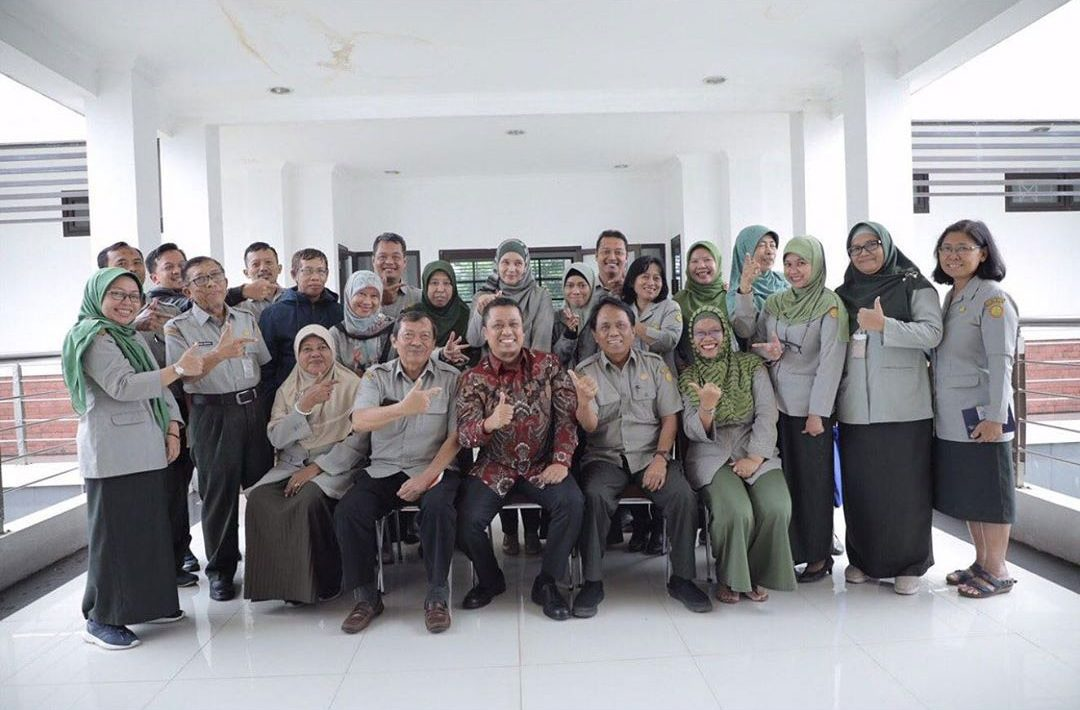 Pemaparan Konsep Karnus di Balai Besar Penelitian & Pengembangan Pascapanen Pertanian – Bogor